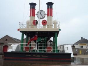 Steam Clock, St. Helier