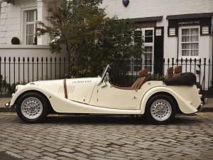 The Balvenie Moragan Car