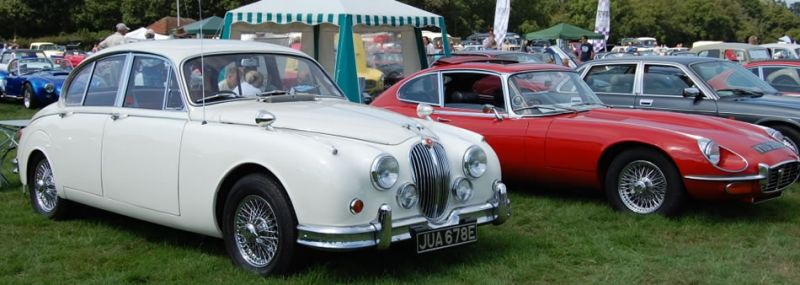 The Cranleigh Lions Classic Car Show - Sunday 12 August 2018
