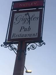 Ashdown Forest Walk, and lunch at Giggles Pub, Nutley